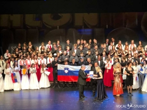 GOLDEN VOICES OF MONTSERATT 2018