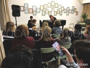 BLUES in JAZZ pevski seminar