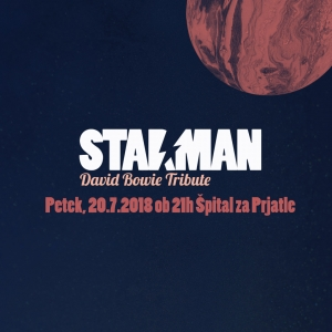 STARMAN - David Bowie tribute