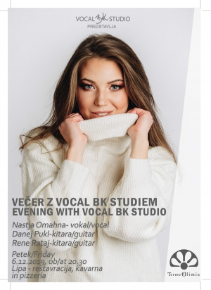 Večer z Vocal BK Studiem